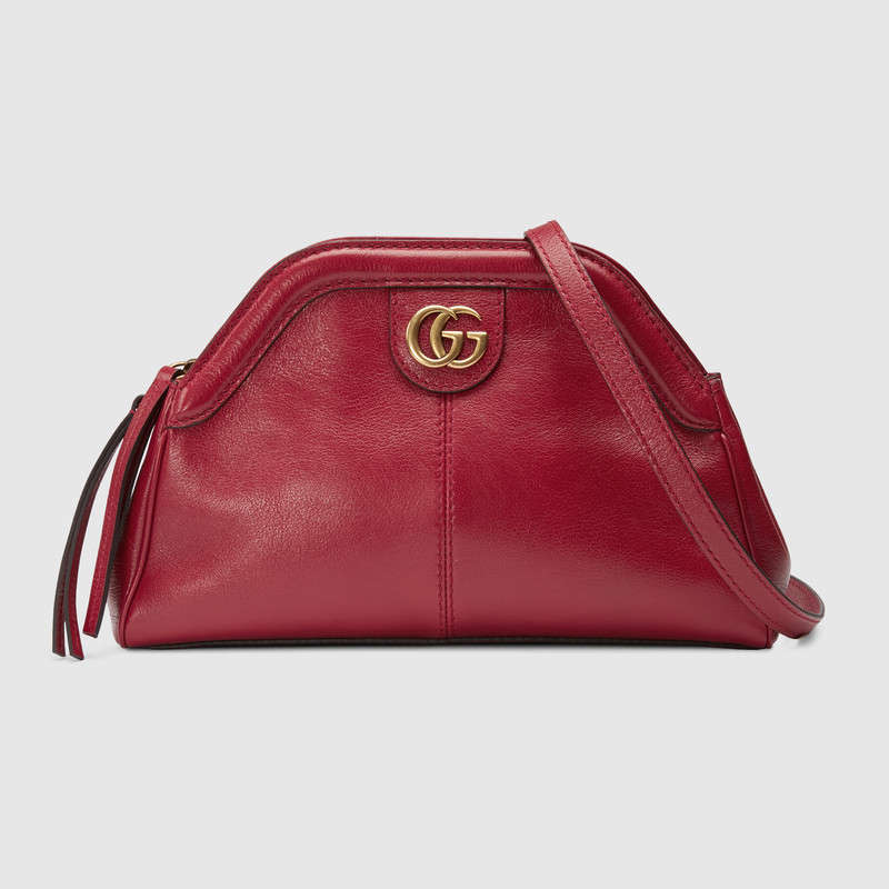 Gucci RE BELLE small shoulder bag 524620 red