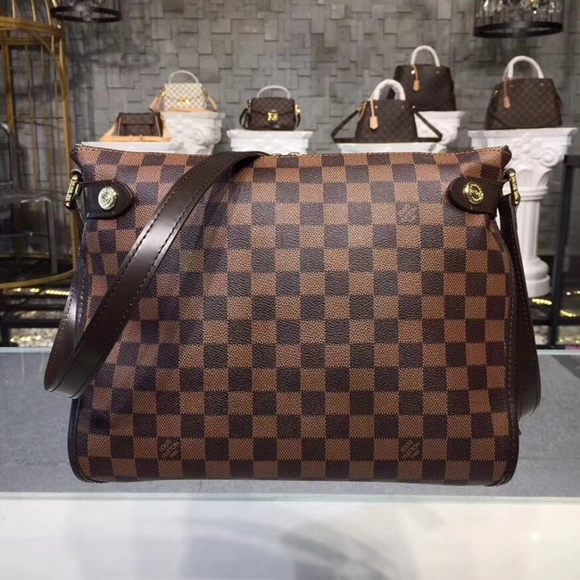 Louis Vuitton Original Damier Ebene Canvas M41425