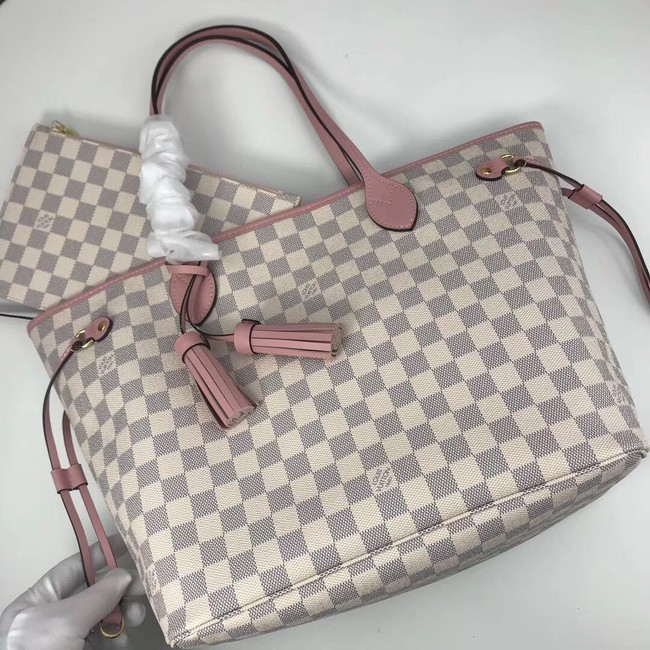 Louis Vuitton Damier Azur Original NEVERFULL N44363