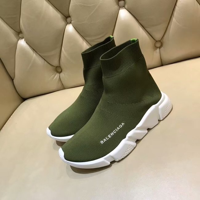Balenciaga Stretch textile Extra-supple rubber outsole RANGER BL86MQL-6