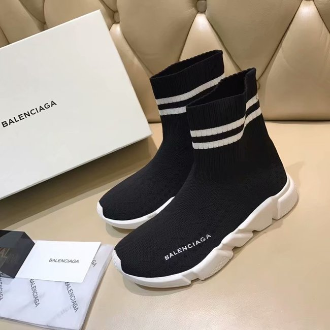 Balenciaga Stretch textile Extra-supple rubber outsole RANGER BL86MQL-10