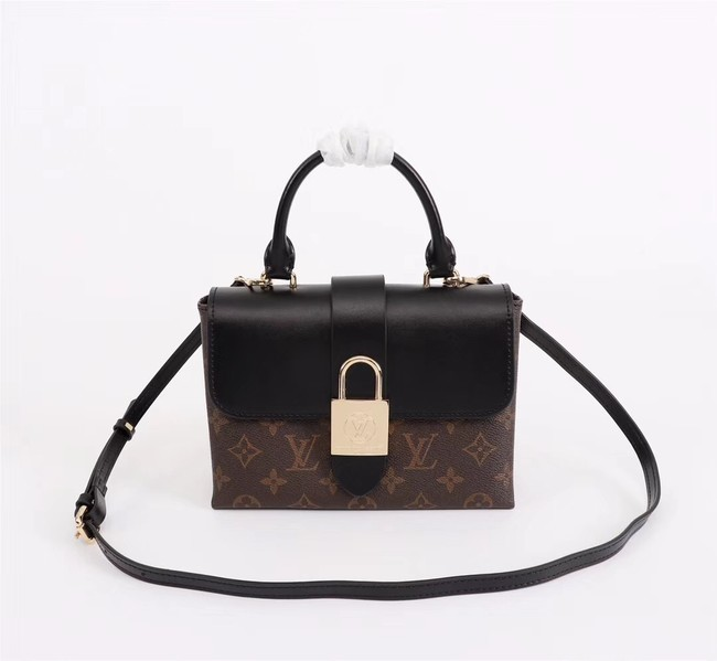 Louis vuitton LOCKY BB M43129 black