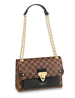 Louis Vuitton Original VAVIN PM N40113 black
