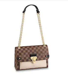 Louis Vuitton Original VAVIN PM N40113 white