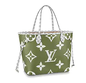 Louis Vuitton Original NEVERFULL M44568 Khaki