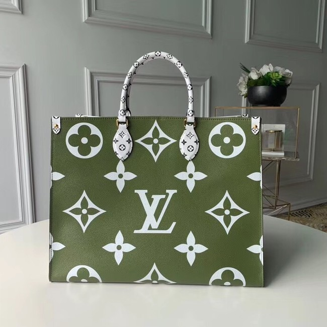Louis vuitton original ONTHEGO M44569 Khaki