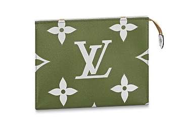 Louis Vuitton TOILET POUCH XL M67692 Khaki