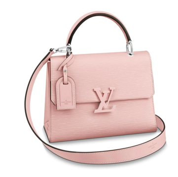 Louis vuitton original GRENELLE Small tote bag M53834 pink