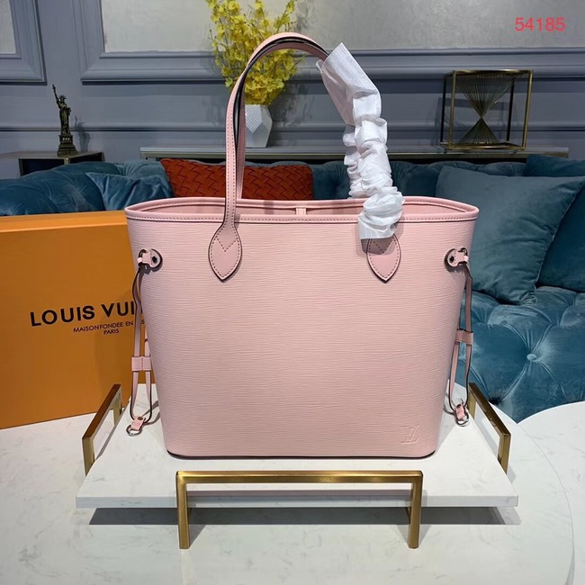 Louis Vuitton Original Neverfull Epi Leather MM 54185 pink