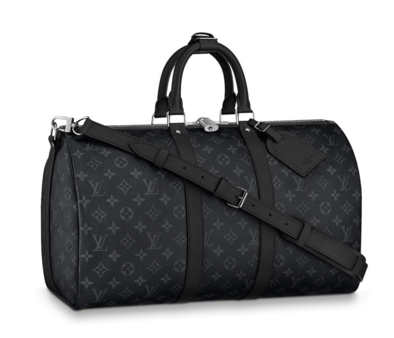 Louis Vuitton Original KEEPALL 45 Travel bag M40569