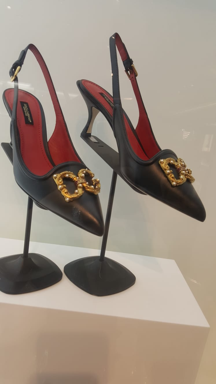 Dolce & Gabbana Shoes 2688