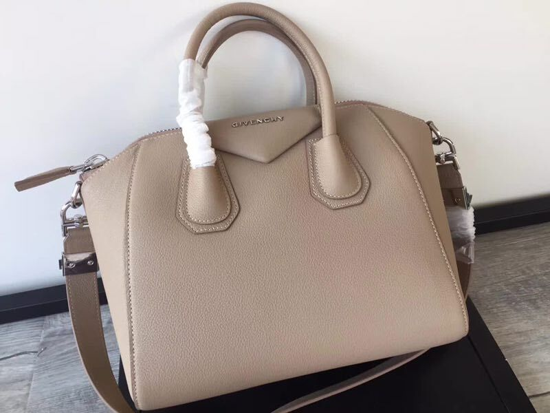 Givenchy Antigona Bag Original Calfskin Leather G9983 apricot