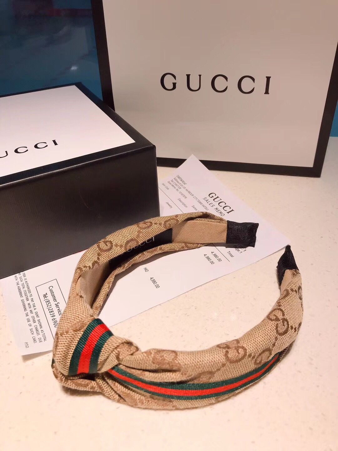 Gucci Headpieces 6965