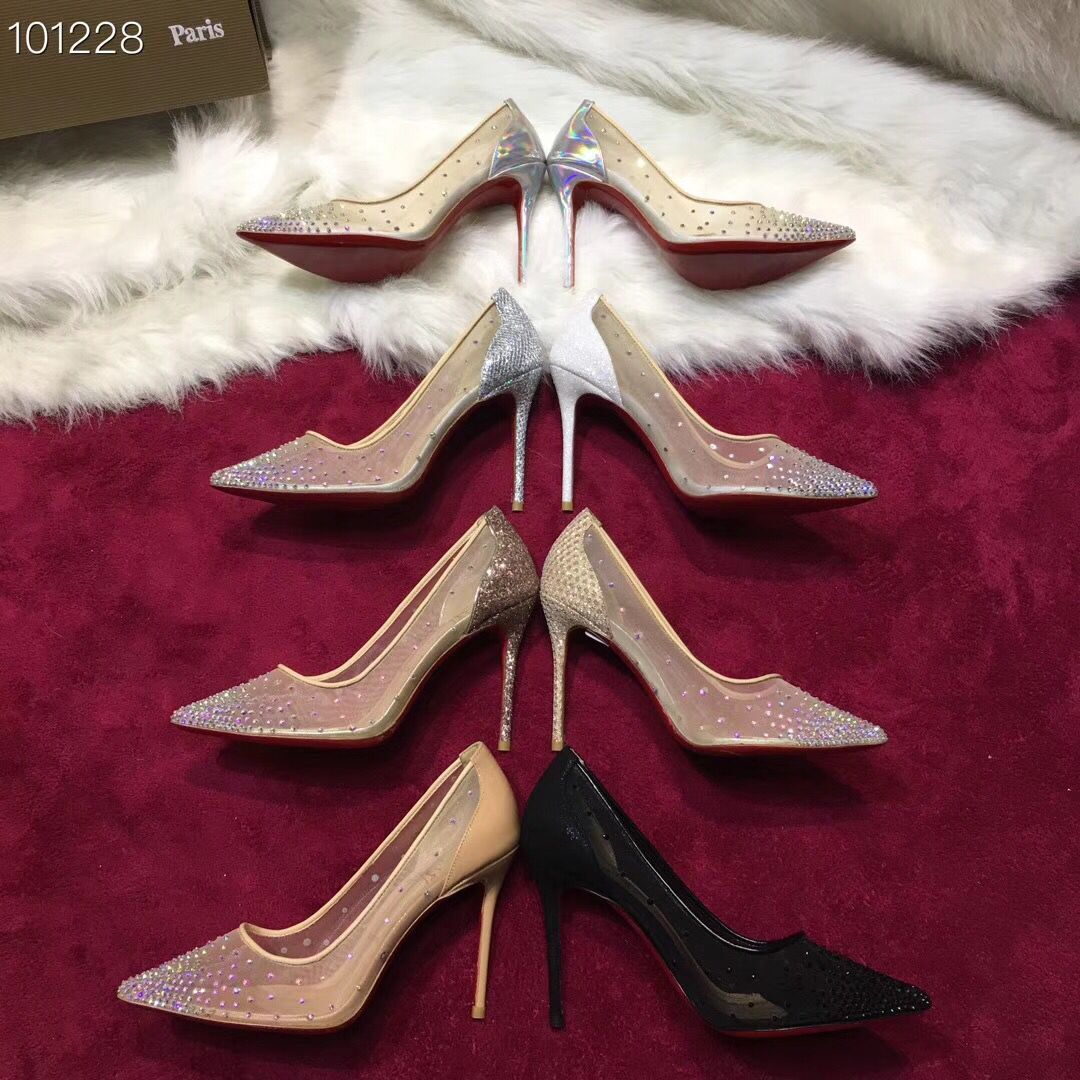 Christian Louboutin Heels Shoes CL887