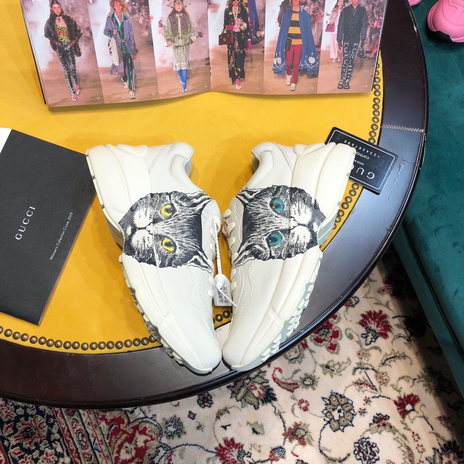 Gucci shoes 4623