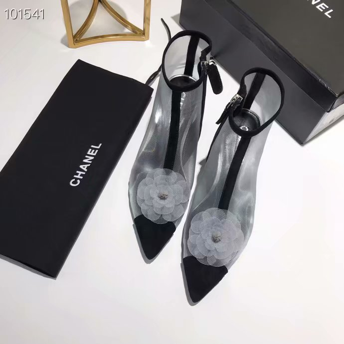 Chanel Shoes CH2534JYX-2