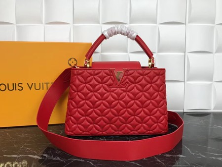 Louis Vuitton Original Leather M53788 Red