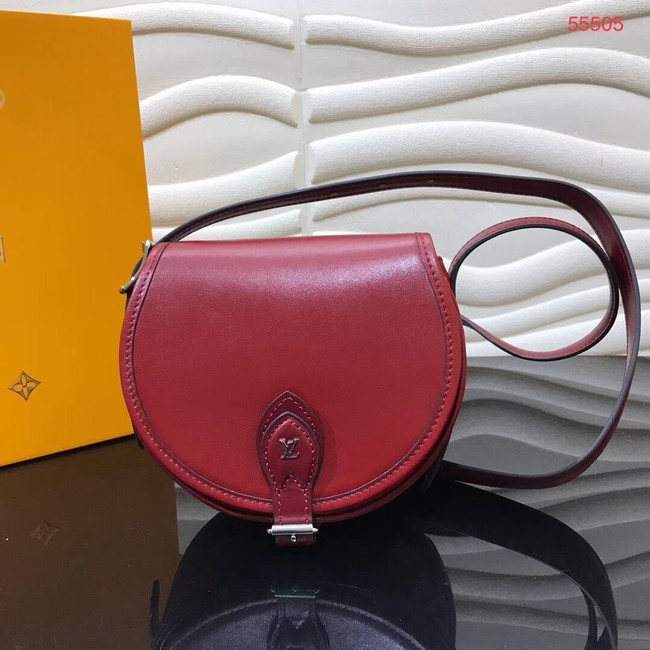 Louis Vuitton Original Leather M55505 Red