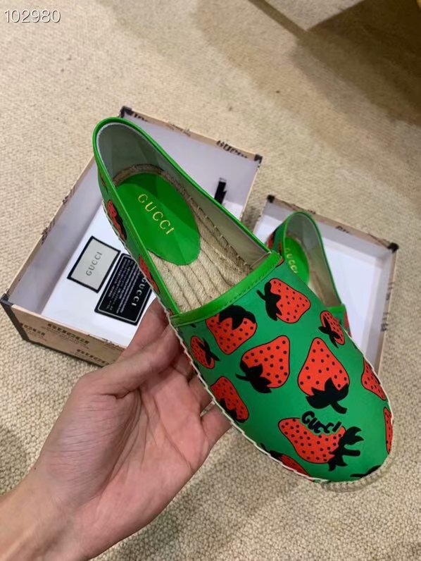 Gucci Shoes GG1549LRF-4