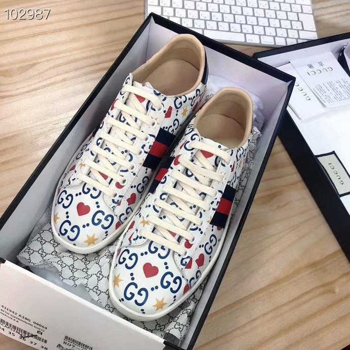 Gucci Shoes GG1551H-1