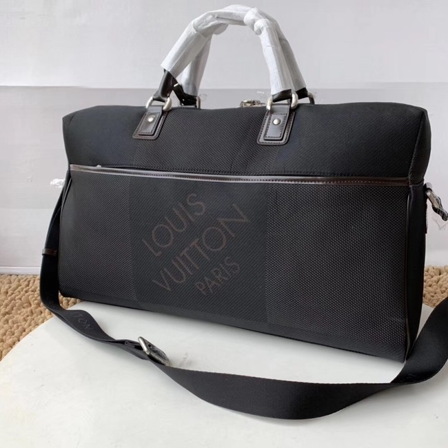 Louis Vuitton Original KEEPALL M93071 black