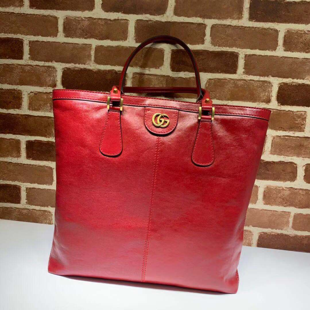 Gucci GG original top handle bag 547851 red