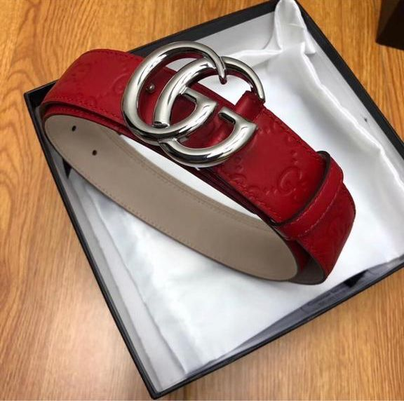 Gucci Belt GB18212 Red