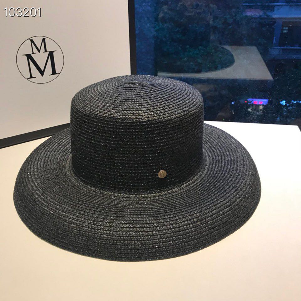 Chanel Hat CC7745 Black