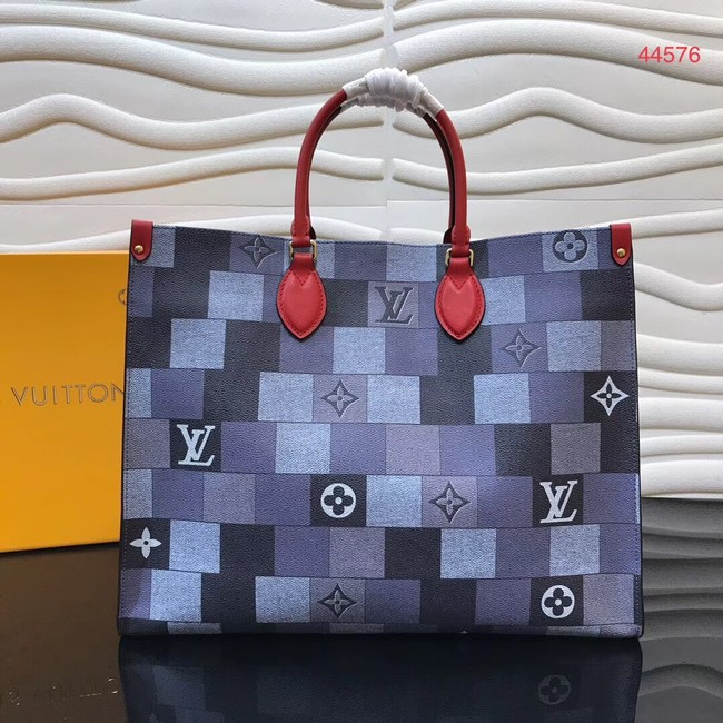 Louis Vuitton Original ONTHEGO M44576 blue