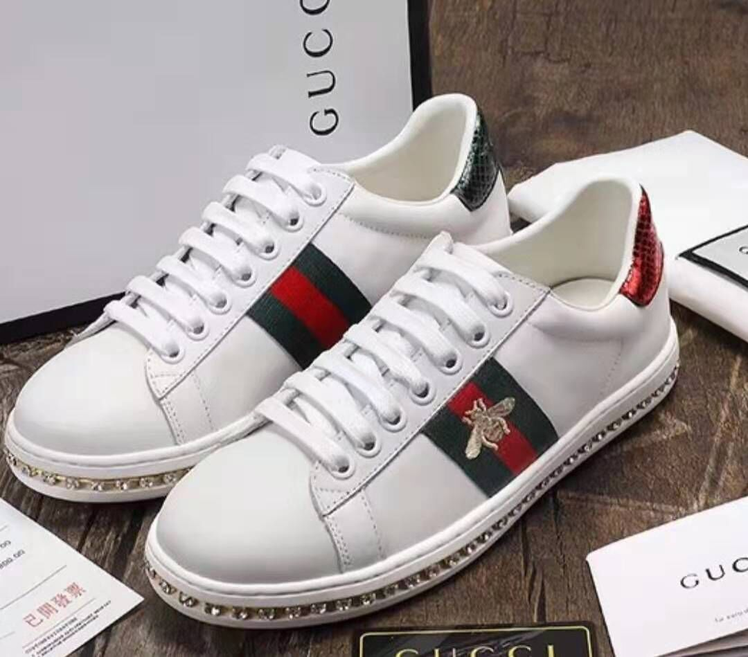Gucci Sneaker Shoes GG9632 Bee