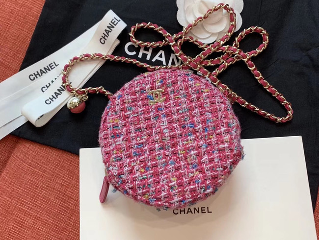 Chanel Chain packet AP0929 rose