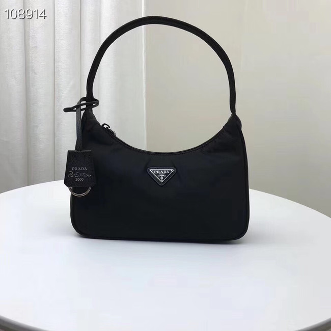 Prada Re-Edition 2000 nylon mini-bag 1NE515 black