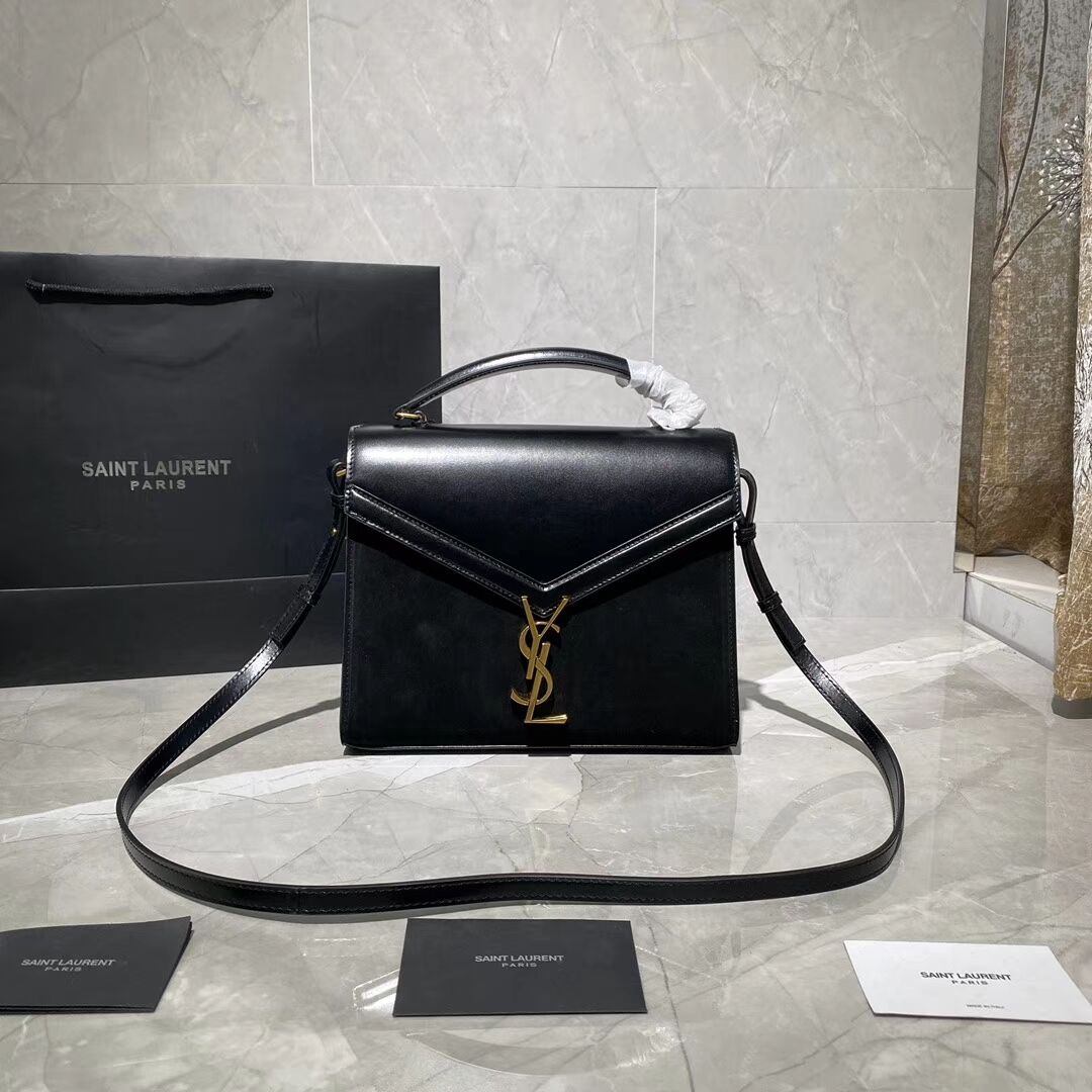 Yves Saint Laurent Original tote Bag Y578001 black