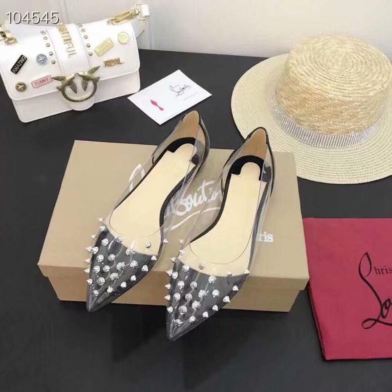 Christian Louboutin Shoes CL1654QGC-3