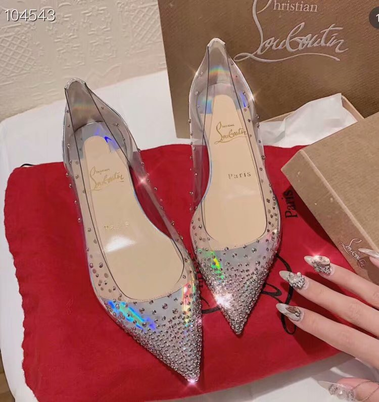 Christian Louboutin Shoes CL1654QGC-6