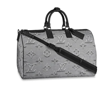 Louis vuitton KEEPALL BANDOULIÈRE 50 travel bag M44939