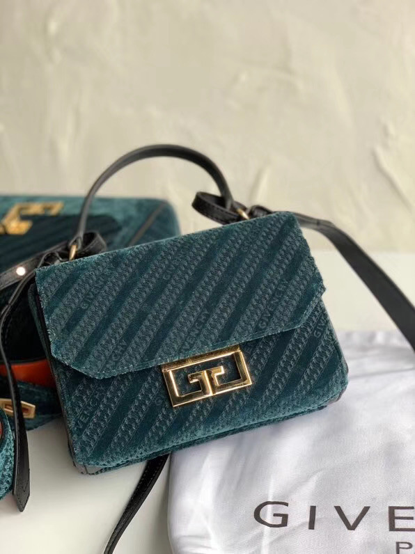Givenchy Calfskin tote 0171 blue