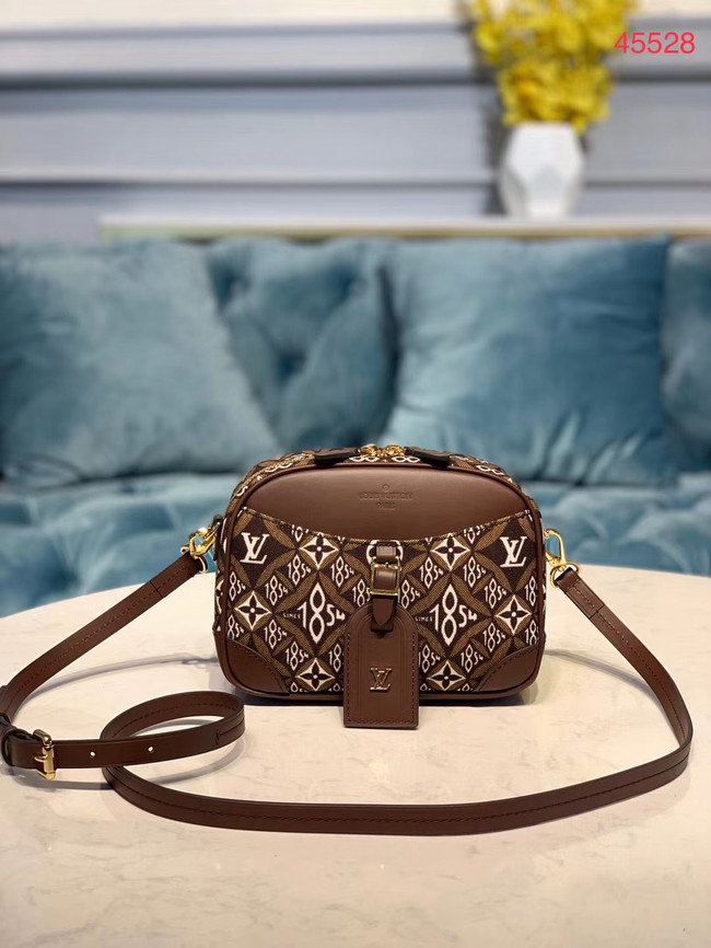 Louis vuitton Original leather M45528 Coffee