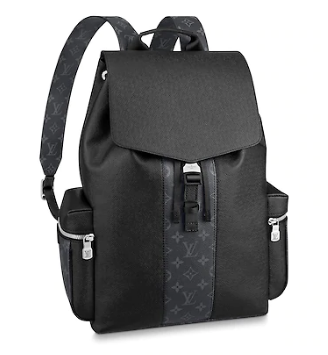 Louis vuitton OUTDOOR Original Backpack M30417 black