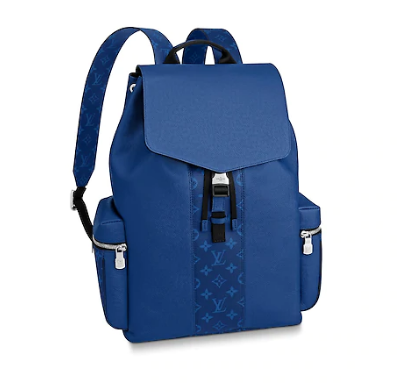 Louis vuitton OUTDOOR Original Backpack M30419 blue