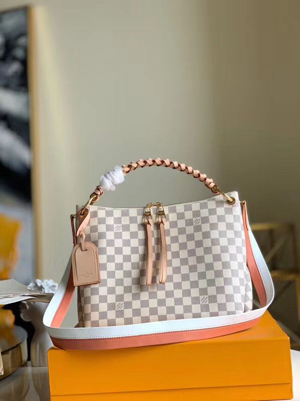 Louis Vuitton Damier Azur Canvas N40343