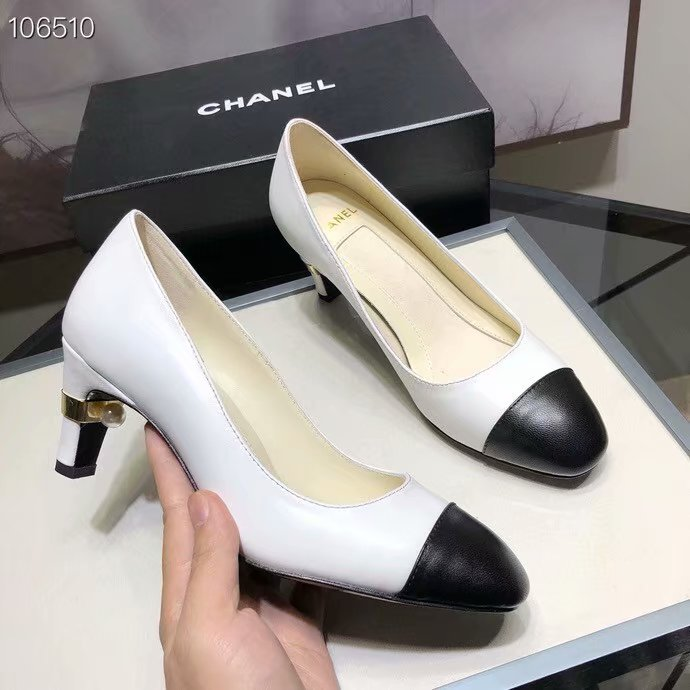 Chanel Shoes CH2596KFC-2 Heel height 6CM