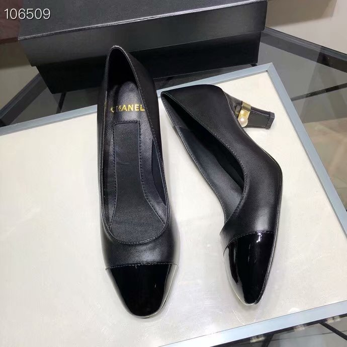 Chanel Shoes CH2596KFC-3 Heel height 6CM