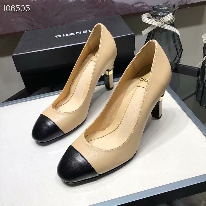 Chanel Shoes CH2597KFC-3 Heel height 8CM