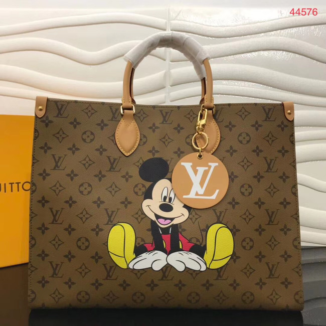 Louis vuitton Disney x Mickey Mouse NTHEGO M44576