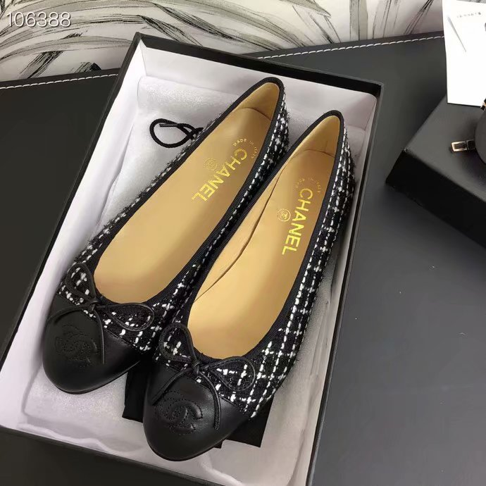 Chanel Casual Shoes CH2604H-4