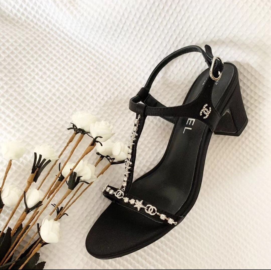 Chanel Shoes CH8695 Black