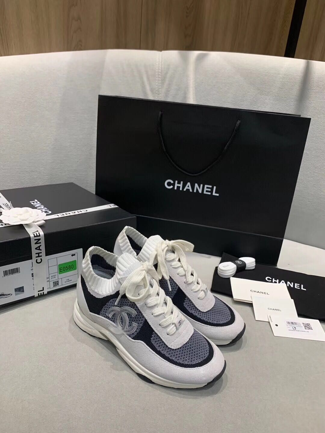 Chanel Sneakers CC3694