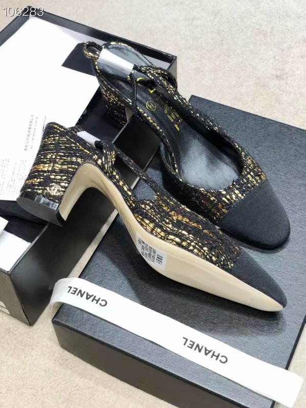 Chanel Shoes CH2606H-10
