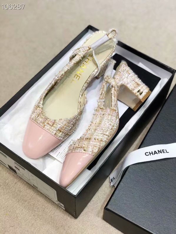Chanel Shoes CH2606H-6